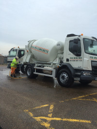 Concrete ready mix coventry