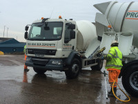 ready mixed concrete west midlands